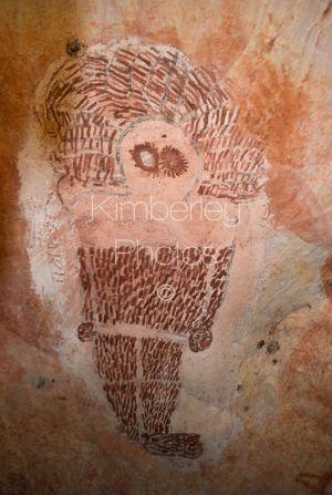 Wandjina Rock Art