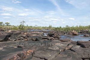 Drysdale River rock pools