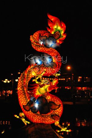 Dragon Lantern - Hoi An