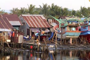 Phu Quoc Fishing Village