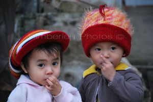 adorable vietnamese children