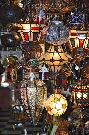Marakesh Lanterns