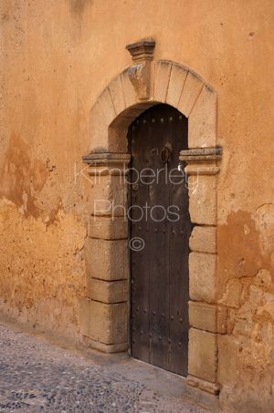 Another old door way in the Kasbah, Rabat